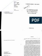 1 Kerbat- Orecchini- La Enunciacion