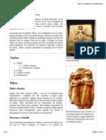 Inanna - Wikipedia, La Enciclopedia Libre