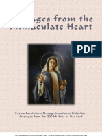 2004 Little Mary Messages from the Blessed Virgin Mary