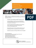Flyer Curso de capacitación docente