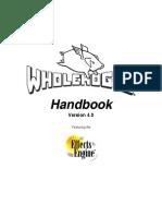 Wholehog2_handbook Version 4.0