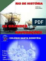00 - Pré-Colonial - Grandes Navegações.pptx