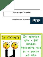 Guía de Reglas Ortográficas