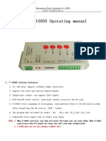 T 1000S Manual