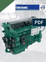 Volvo Tier 4 Interim Engine