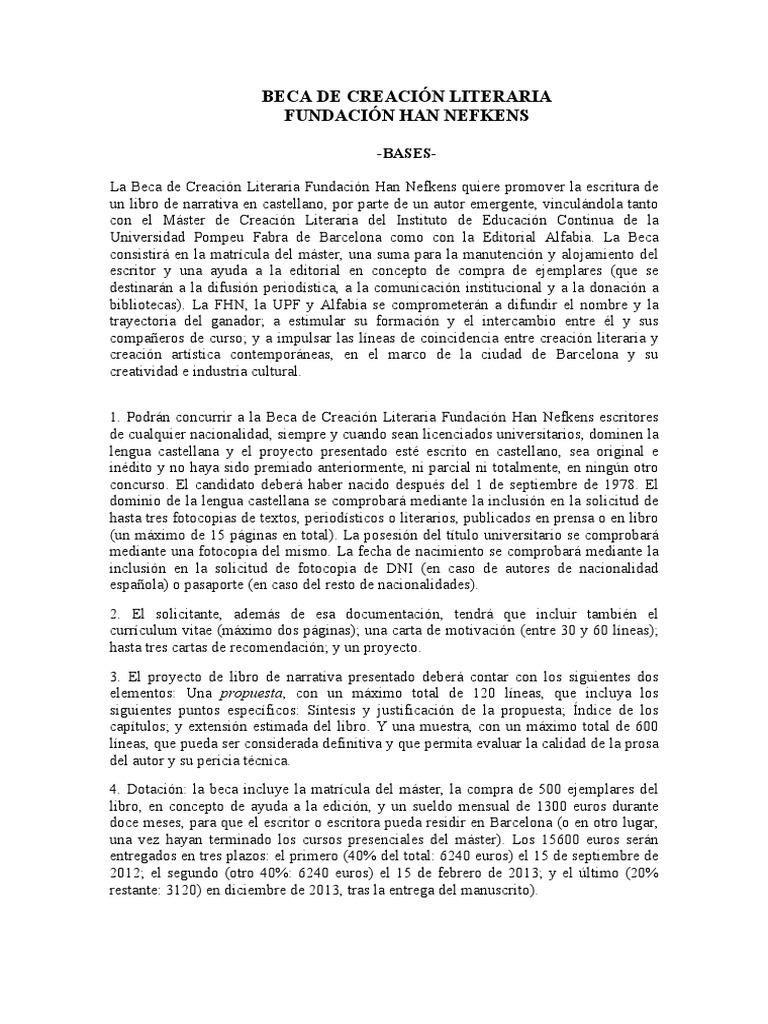 Alfabia Bases Beca FHN