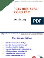 Slide bài giảng đánh giá THCV