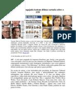 PiG e Mídia engajada tentam a última cartada sobre o STF