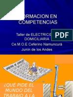 Formacion en Competencias