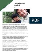 Americano vai à Amazônia em busca de mãe ianomâmi