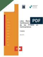 Libro Blanco de La Certificacion de Calidad de Las PYMES 4 Recuperado