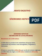 SINDROME HEPATICO