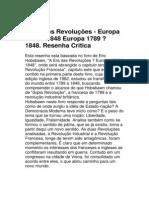 A Era das Revoluções