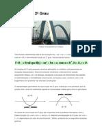 Tabalho de Matemática Função de 2º Grau