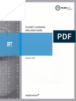 Flexnet User