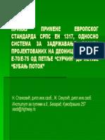 Odbojna Ograda Prezentacija Stankovic