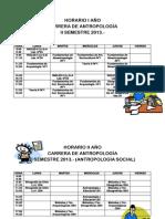 Horarios II Semestre. PDF (1)