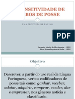 Cifefil 2012- Verbos de Posse