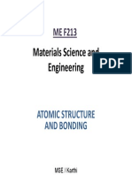 Lecture 2 - Atmoic Str and Bonding .presentation