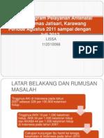 Evaluasi Program Pelayanan Antenatal Di Puskesmas Jatisari,-1