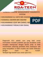 Conduct Engine Management Diagnostic Syatem