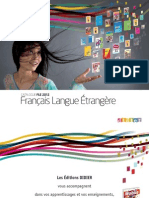 Didier Catalogue Fle 2012