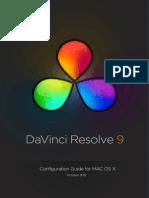 Resolve Mac Config Guide 2012-10-10
