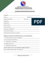 Form Solic Licencia