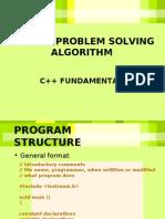 C++ Fundamental
