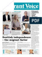 Migrant Voice newspaper 2013