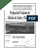 Silicato de Sodio (2)