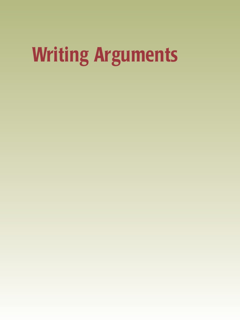 What's the meaning of 'critique of the writer's view'?