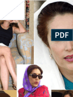 Benazir Bhutto - Sherry Rehman - Bilawal Bhutto: Sexual Adventurism of Some High-Profile Pakistani Women (A Political Dynasty in the Limelight)