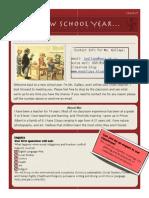 September Newsletter 2013 part 1