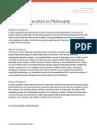 Minorities in Philosophy from the APA