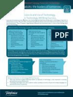 9_Technology Findings Fact Sheet