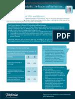 8_Gender Findings Fact Sheet