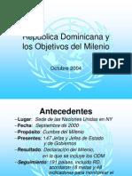 Objetivo Del Milenio