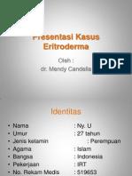 Preskas Medik - Eritroderma