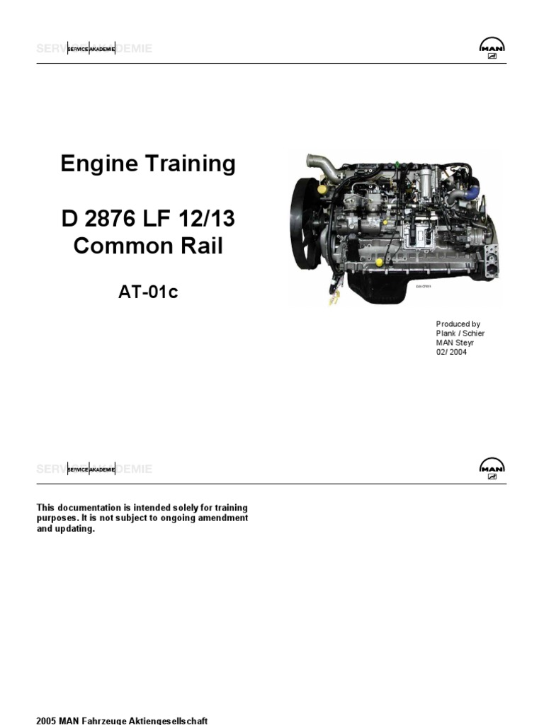 160891283-MAN-D2876-CR-eng | Fuel Injection | Engines