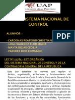 Sistema Control