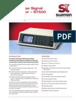 St 500 (Dual Pulse Signal Generator)