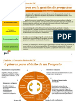 Six Pillars of Project Excelence