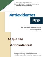 Aditivos Aula Antioxidantes