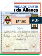 Certificado Eduardo Silva