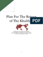 Islams Plan