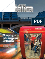 revista construção metálica 96