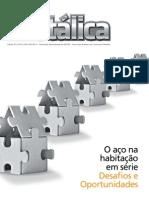 revista construção metálica 97