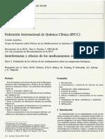 Química Clínica 1991; 10 (2) 102-105