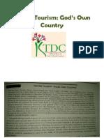Kerala Tourism Marketing Services